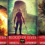 Witcher books