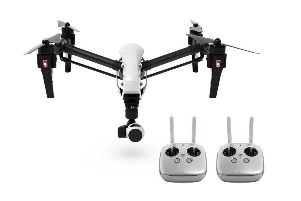 Best Drones DJI Inspire 1
