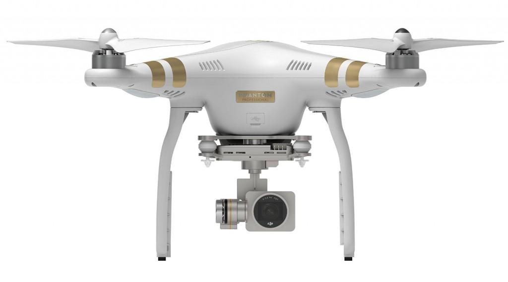 Best Drones DJI Phantom 3 Professional