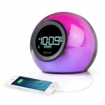Bluetooth Color Changing Alarm Clock 1