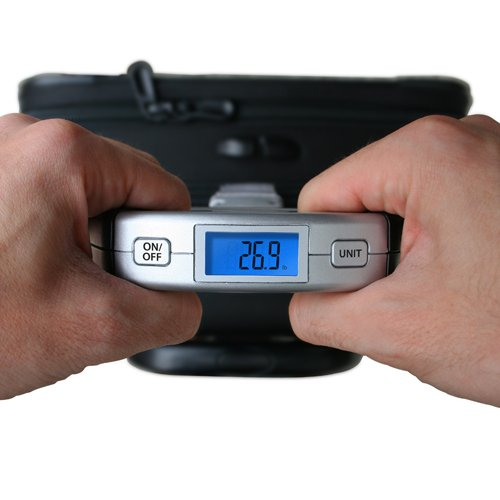 EatSmart Digital Luggage Scale