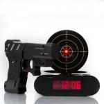 Lock n' Load Gun Alarm Clock 1