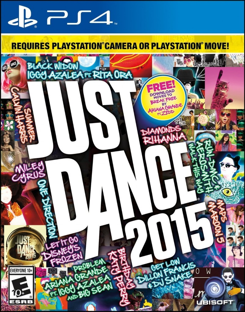 Party Games for Geeks Just Dance