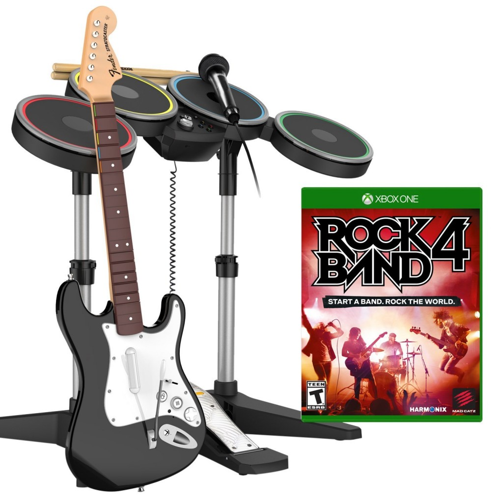 Party Games for Geeks Rock Band 4