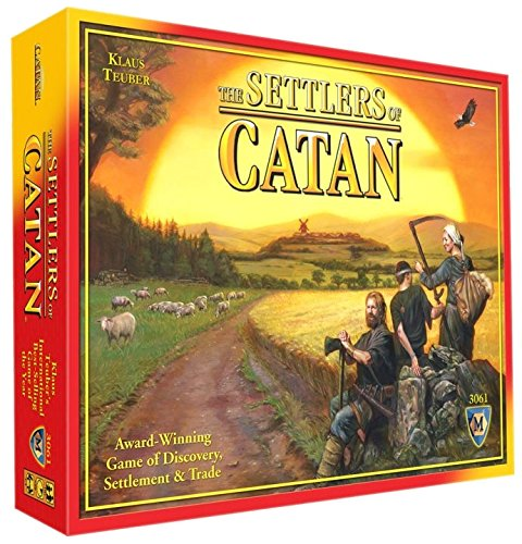 Party Games for Geeks Settlers of Catan