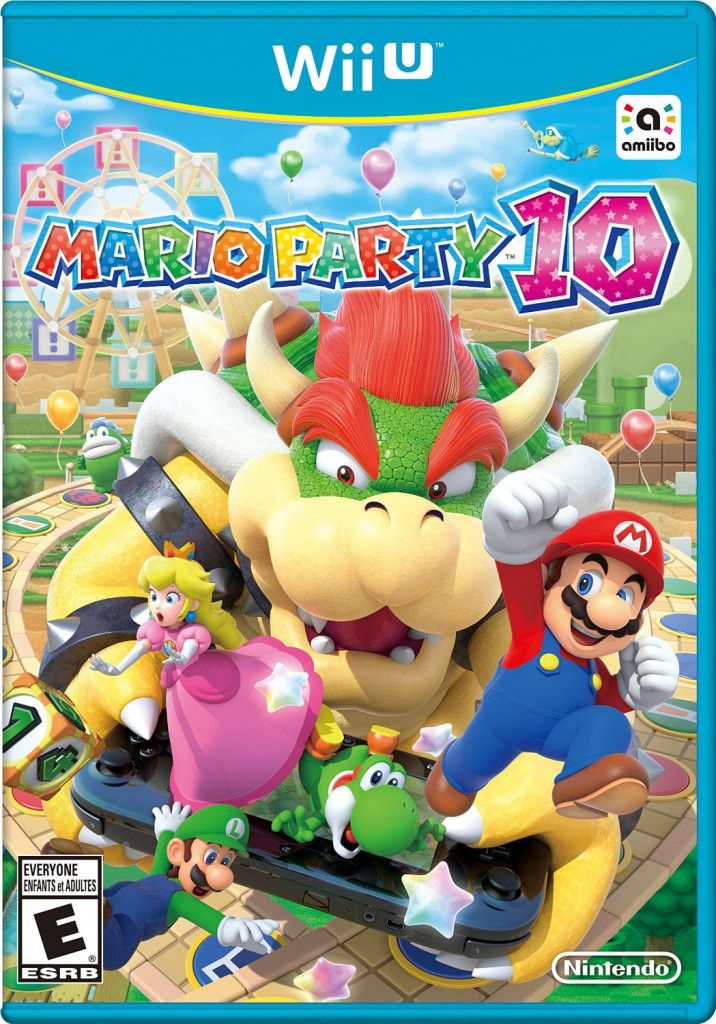 Party Games for Geeks Super Mario Party