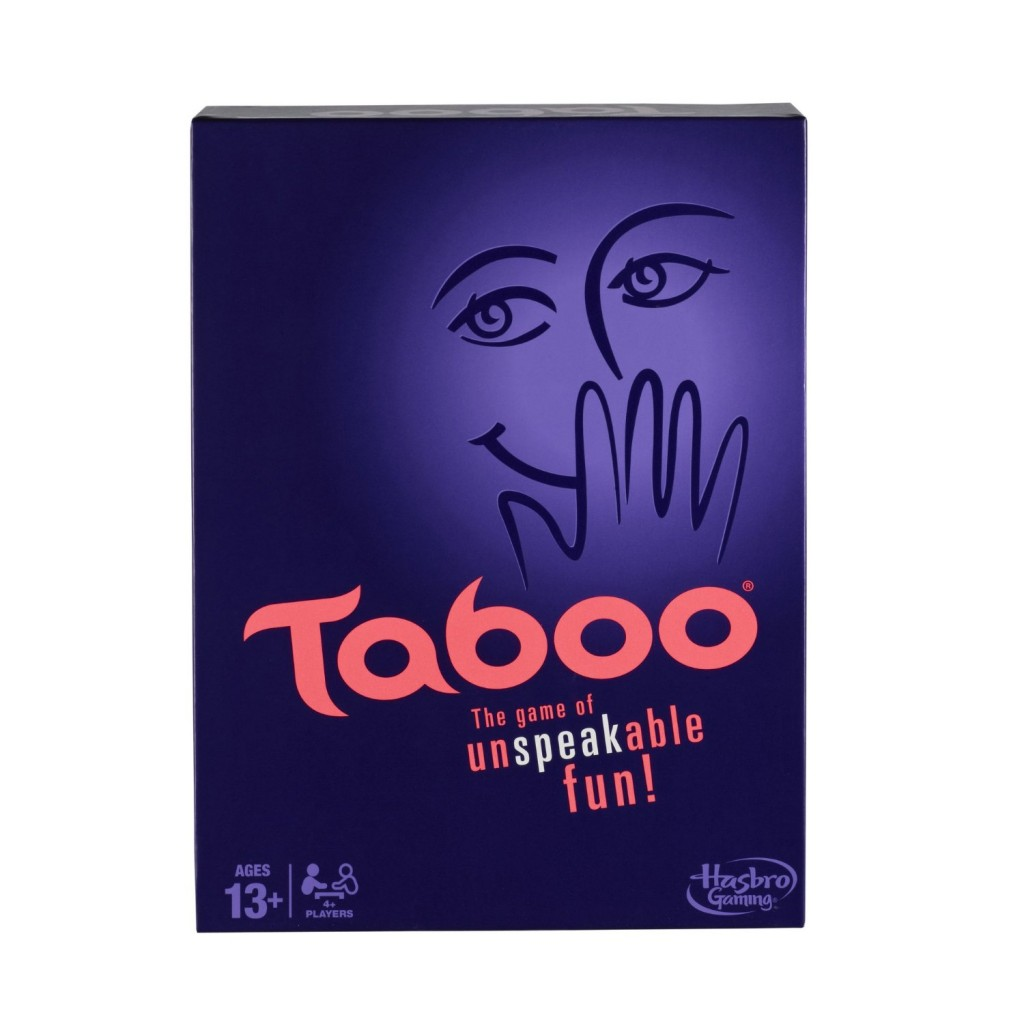 Party Games for Geeks Taboo