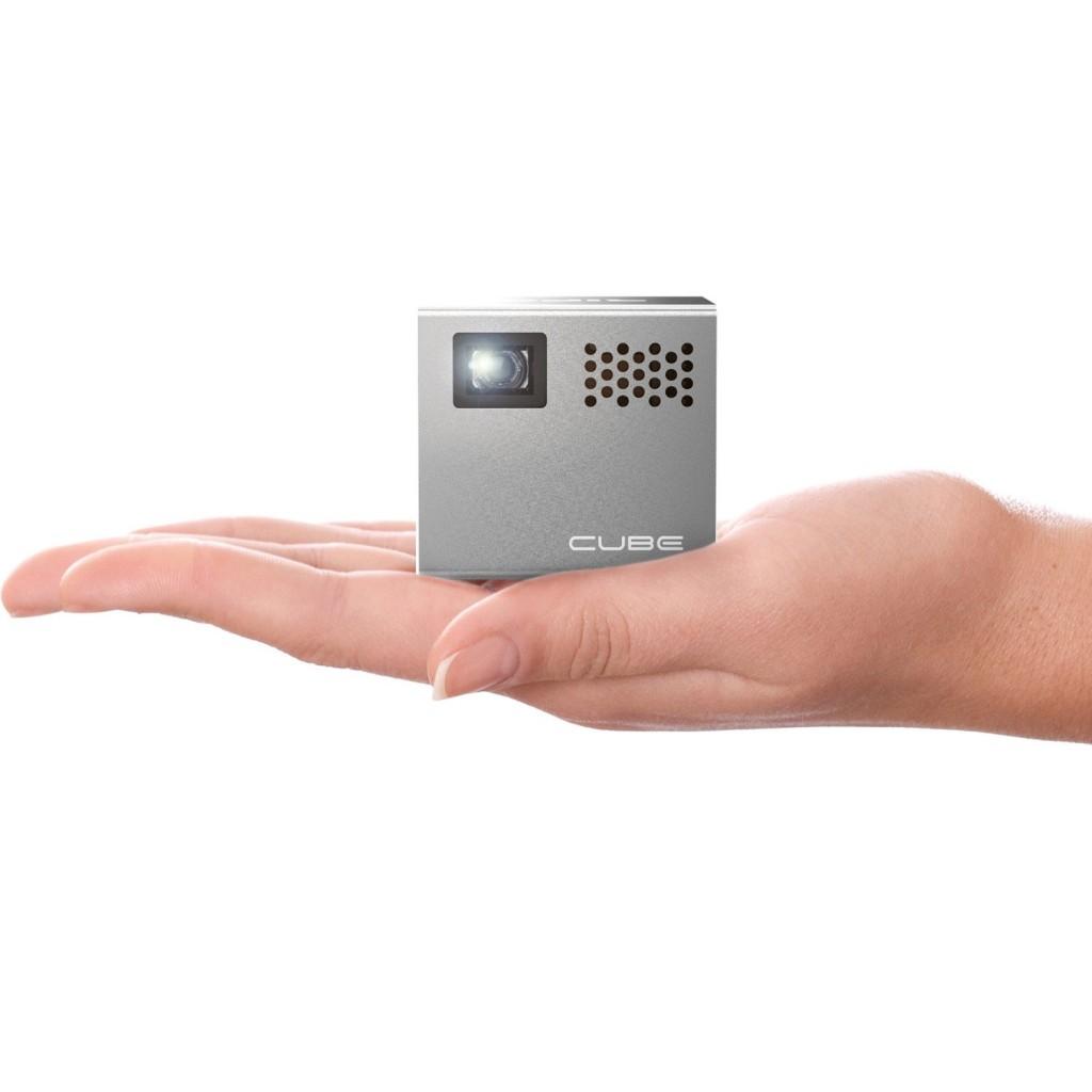 RIF6 Cube - 2 inch mini projector