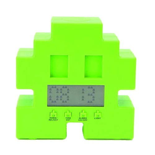 Space Invaders Alarm Clock 1