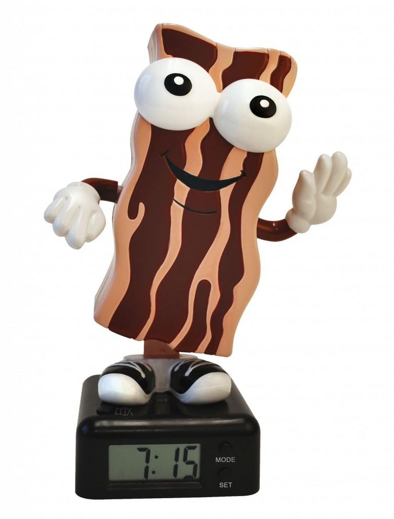 Wakin Shakin Bacon Alarm Clock 1