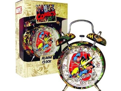 Wolverine Alarm Clock 1