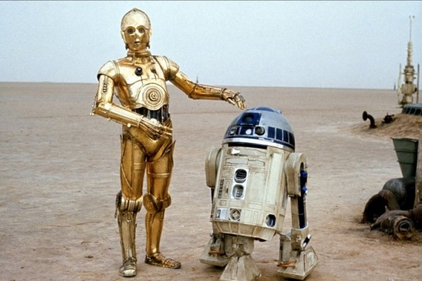 10 Things You Should Know About Star Wars Episode VII R2D2 C3PO