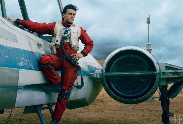 10 Things You Should Know About Star Wars Episode VII The Force Awakens Poe Dameron