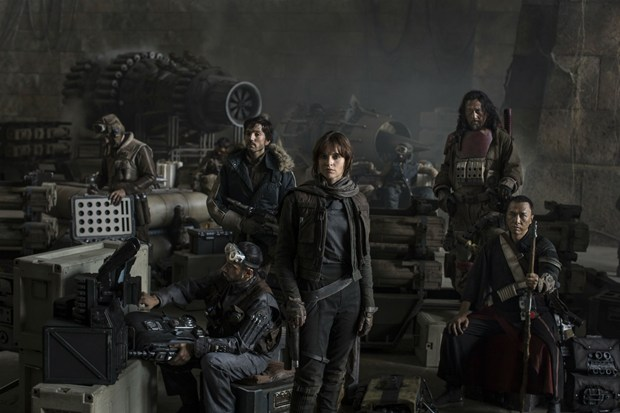 10 Things You Should Know About Star Wars Episode VII The Force Awakens Rogue One