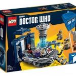 21304 LEGO Ideas Doctor Who Set 00
