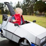 Back to The Future 2015 costume baby