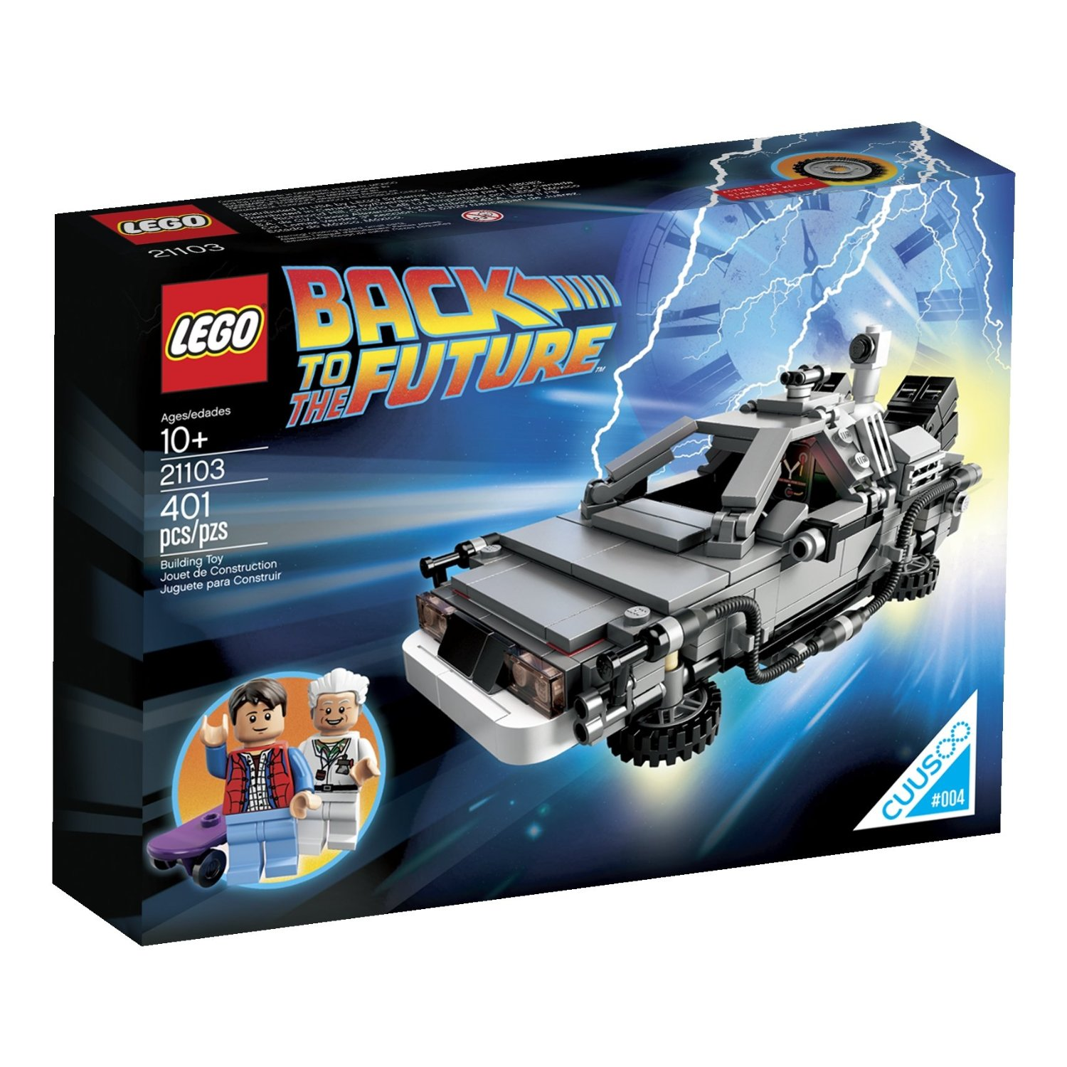Back to The Future Toys 11