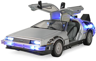 Back to The Future Toys 2