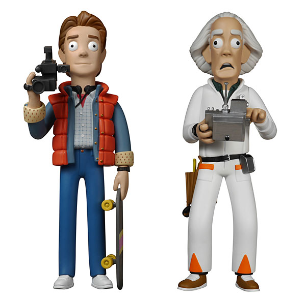 Back to The Future Toys 4