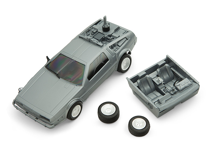 Back to The Future Toys 6