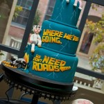 Back-to-the-future-cake 2015