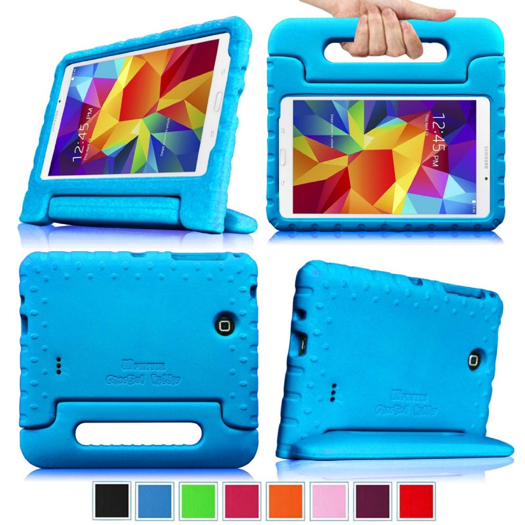 Best Tablets for Kids Fintie Samsung Galaxy Tab 4 case