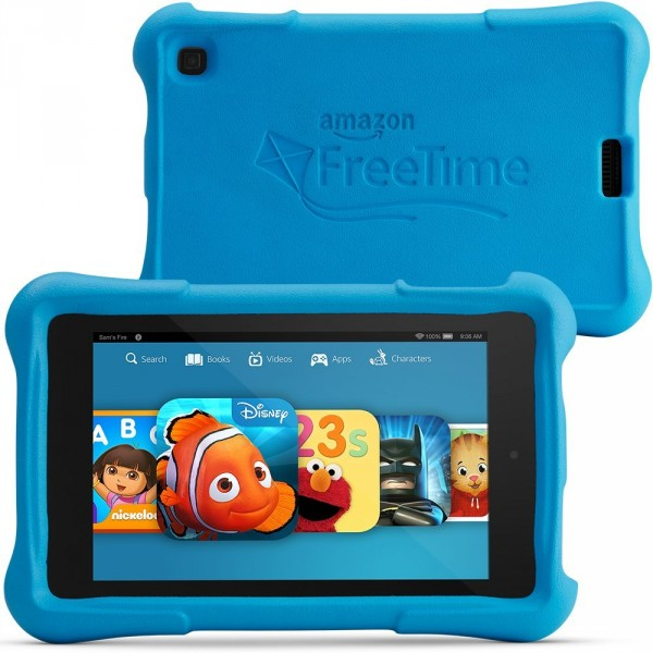 Best Tablets for Kids Fire HD 6 Kids