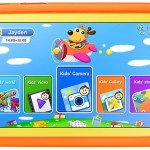 Best Tablets for Kids Galaxy Tab 3 Kids Edition