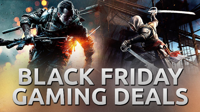 Black Friday Game Deals