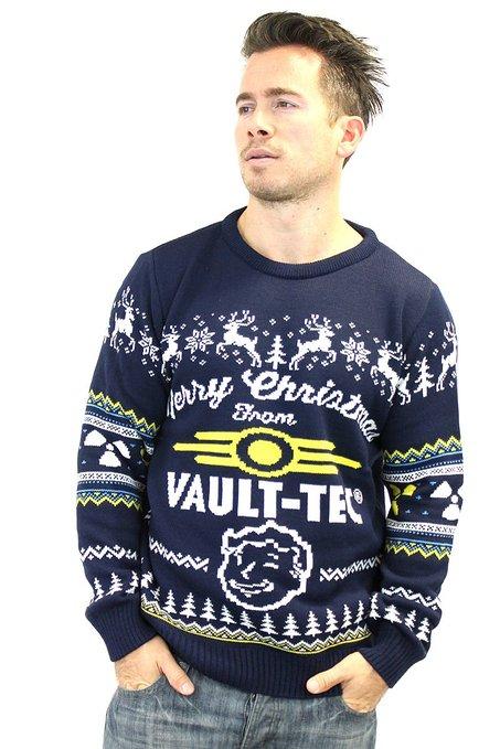 Fallout 4 Christmas Sweater