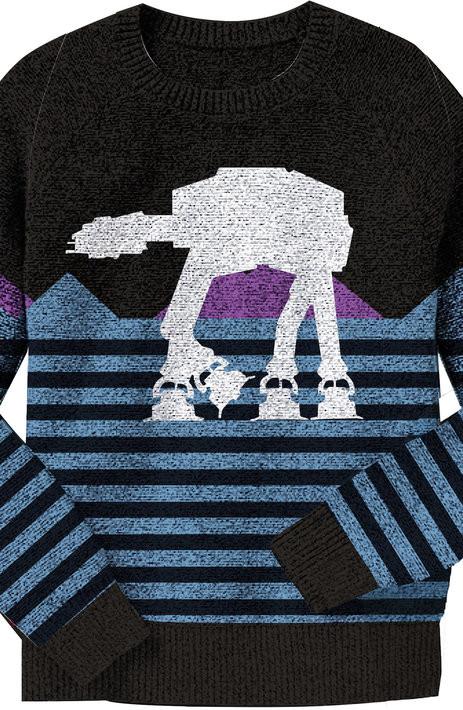 Geekiest Christmas Sweaters AT-AT Star Wars