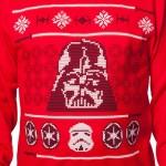 Geekiest Christmas Sweaters darth vader