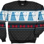 Geekiest Christmas Sweaters doctor who