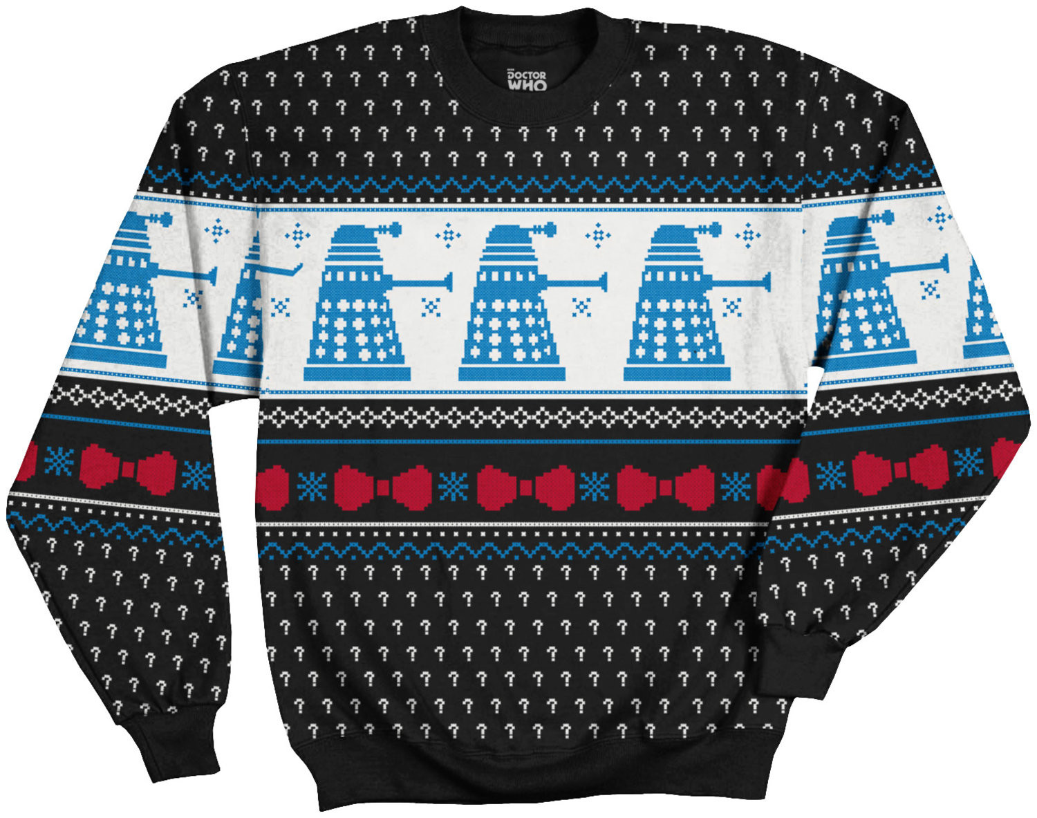 Nerd Christmas Jumper.20 Ugly Christmas Sweaters Every Geek Will Want