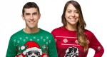 Geekiest Christmas Sweaters star wars 1