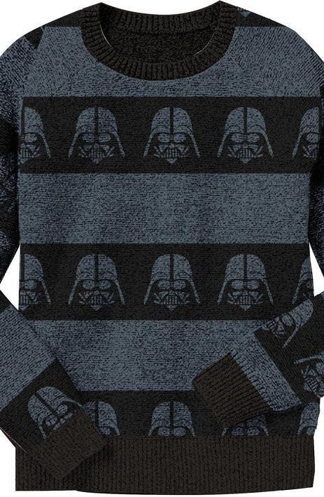 Geekiest Christmas Sweaters star wars