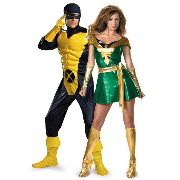 Halloween-Couples-Costumes-Ideas-Cyclops-Phoenix