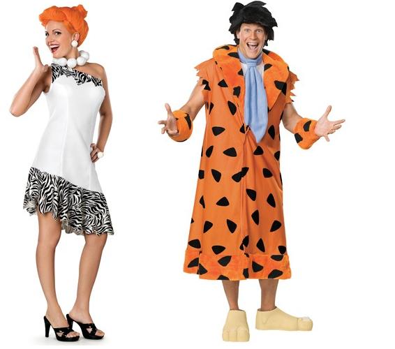 Halloween-Couples-Costumes-Ideas-Flintstones