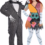 Halloween-Couples-Costumes-Ideas-Jack-Skellington-Sally