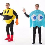 Halloween-Couples-Costumes-Ideas-Pac-man-Ghost
