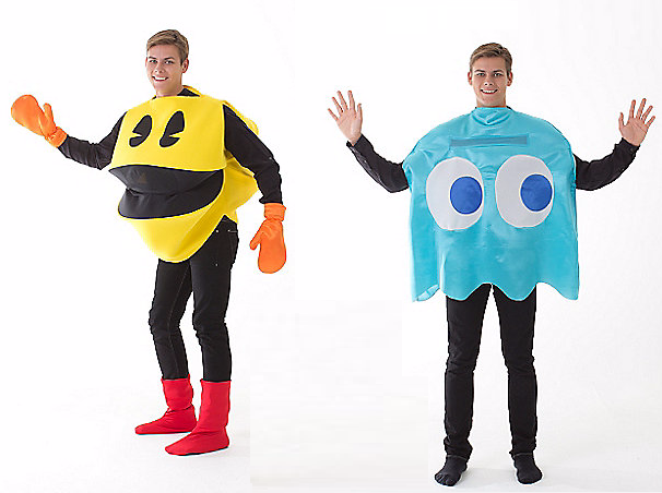 Halloween-Couples-Costumes-Ideas-Pac-man-Ghost  sc 1 st  Walyou & Halloween-Couples-Costumes-Ideas-Pac-man-Ghost | Walyou