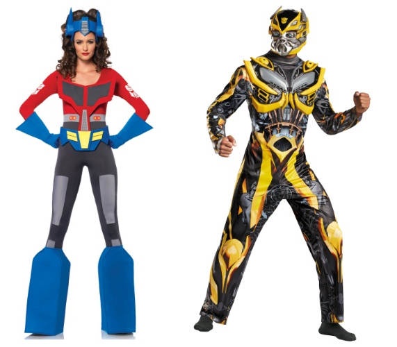 Halloween-Couples-Costumes-Ideas-Transformers