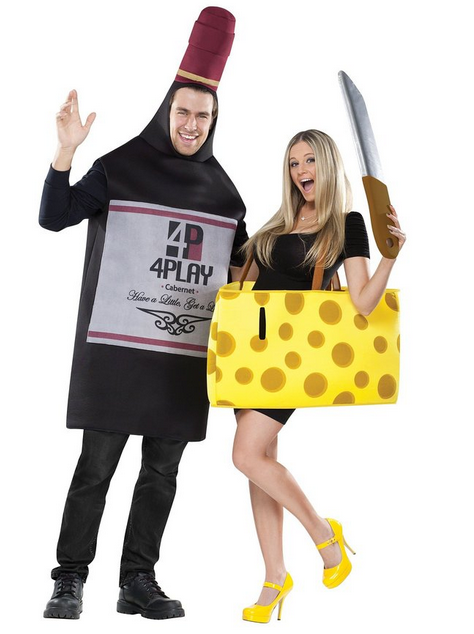 Halloween-Couples-Costumes-Ideas-wine-cheese