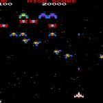 How to play galaga