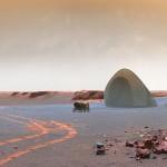 Ice House NASA 3D Printed Habitat Design Challenge 06