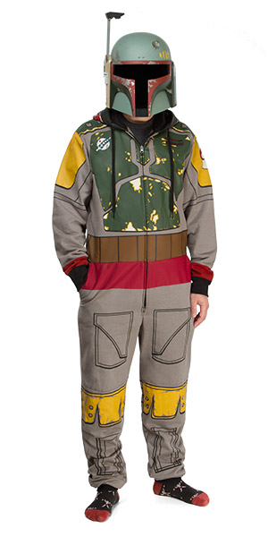 STAR WARS Halloween Boba Fett costumes