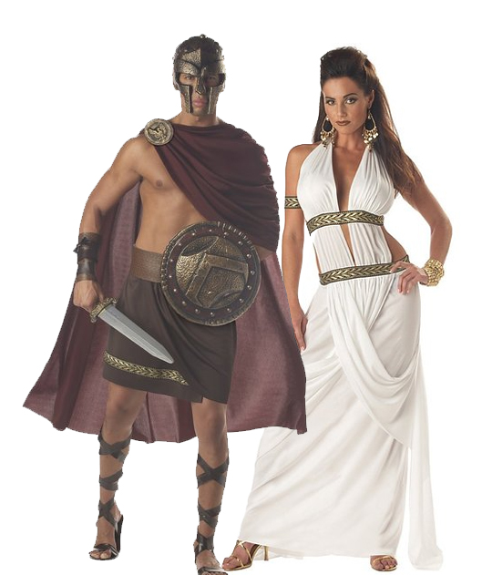 Spartans Costumes