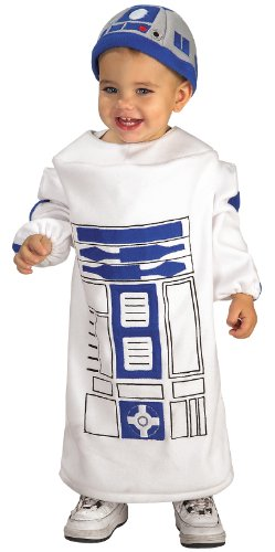 Star Wars Baby Bunting R2D2 Costume