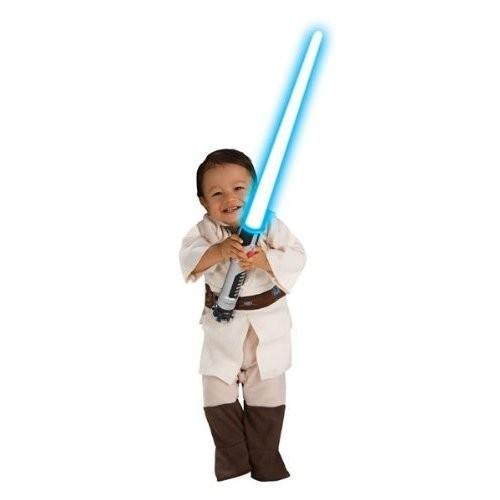 Star Wars Costumes for Kids Obi Wan Kenobi Romper 1