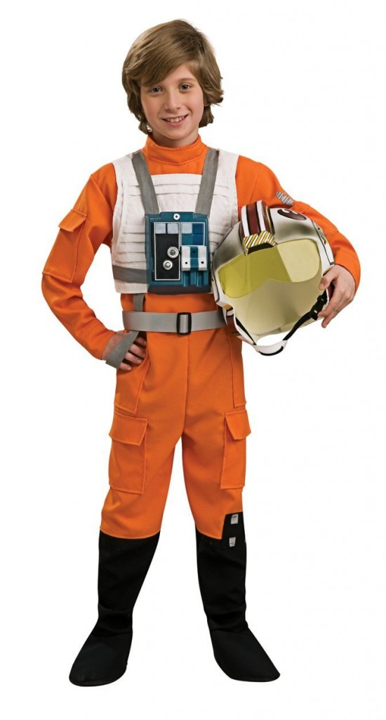 Star Wars Costumes for Kids X-wing Pilot costume